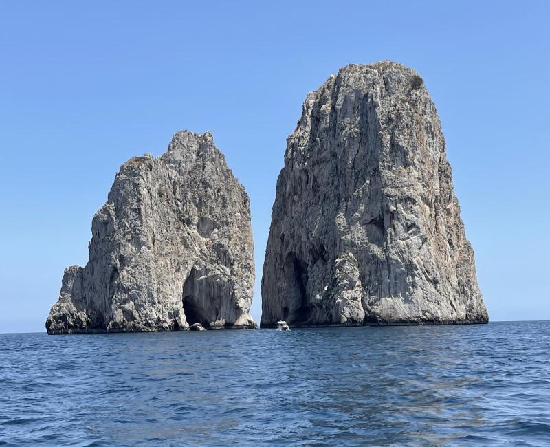 Capri Faraglioni - Tour dell'Isola