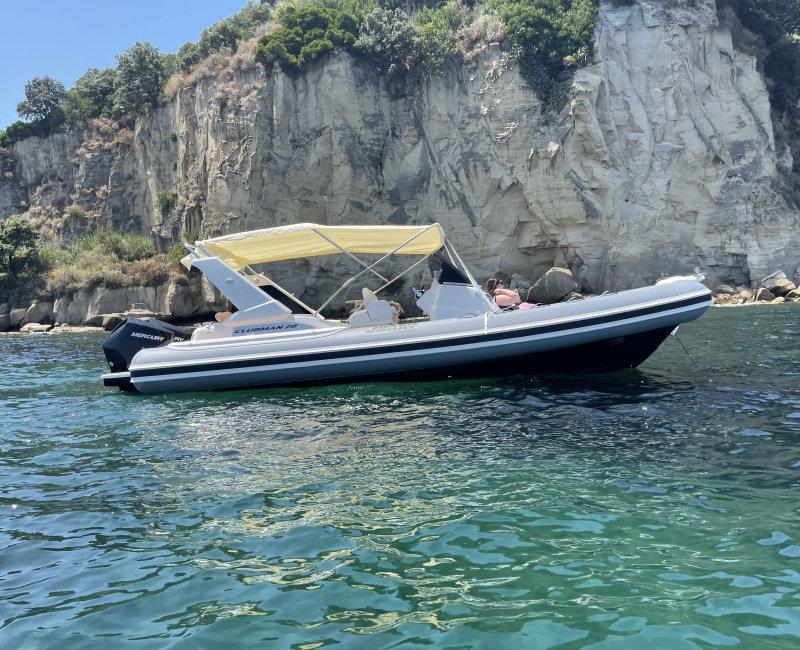 Noleggio Gommoni e Tour Isole Golfo Napoli