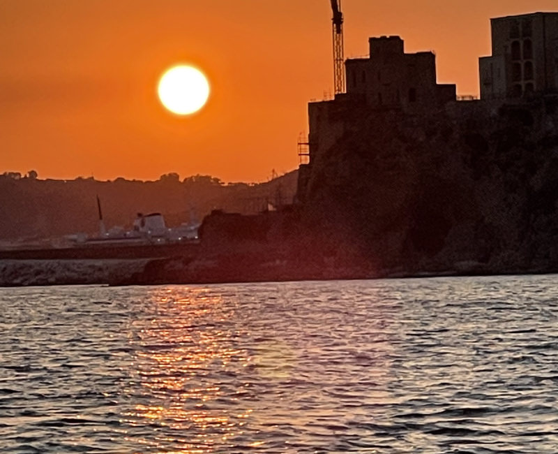 Bagno al Tramonto on Exclusive Boat